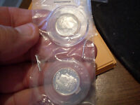1994/1995 S CLAD CAMEO PROOF ROOSEVELT DIMES  PROOF