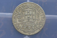 COLLECTION IN THE EARLY 1700 YEARS SILVER COINS 8
