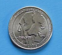 2013 D 25C MOUNT RUSHMORE   NATIONAL PARKS QUARTER   FREE DOMESTIC SHIPPING