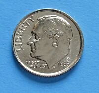 1989 P 10C ROOSEVELT DIME   UNCIRCULATED   FREE DOMESTIC SHIPPING
