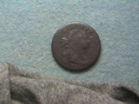 1796 LARGE CENT  WOW, S-94, R5 $15,000 IN CC WITHOUT CORROSION 202