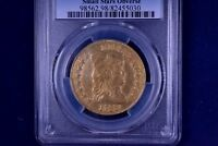 1799 $10 CAPPED BUST GOLD EAGLE SMALL STARS OBVERSE PCGS XF DETAILS 82455030
