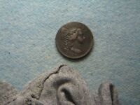 1794 LARGE CENT VF DETAIL S 24 APPLE CHEEKS VARIETY 219