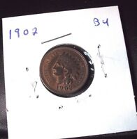 1902-P  INDIAN HEAD CENT BN  UNCIRCULATED