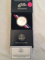 2009 US MINT ABRAHAM LINCOLN UNCIRCULATED SILVER $1 COMMEMORATIVE COIN SETCOM369