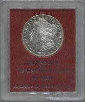 1879 S THE REDFIELD COLLECTION MINT STATE 65   MORGAN SILVER