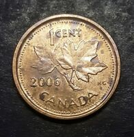 CANADA 1 CENT 2006 P MAGNETIC   CIRCULATED