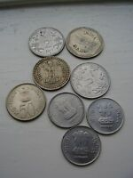 INDIA COINS JOB LOT $4.99  POST FREE FROM ENGLAND
