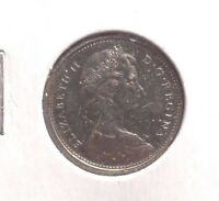 CIRCULATED 1977 5 CENT CANADIAN COIN  011816