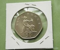 1976 ENGLISH  50 PENCE PROOF FROM A PROOF SET  AS IMAGED  SCP50