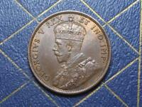 1911  CANADIAN LARGE PENNY KING GEORGE V LOT 114