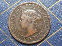 1901 CANADIAN LARGE PENNY QUEEN VICTORIA LOT BX127