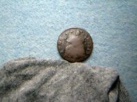 1787 CONNECTICUT CENT  MILLER 40 N AUCTOPI R6   NOT PRETTY BUT