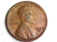 1936-D LINCOLN WHEAT CENT PENNY COIN W98