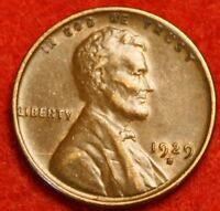 1929-D 1C LINCOLN WHEAT CENT PENNY EXTRA FINE  COLLECTOR COIN CHECK OUT STORE LW1759