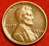 1929-D 1C LINCOLN WHEAT CENT PENNY EXTRA FINE  COLLECTOR COIN CHECK OUT STORE LW1762