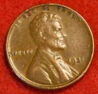 1931-P 1C LINCOLN WHEAT CENT PENNY EXTRA FINE  COLLECTOR COIN CHECK OUT STORE LW1823