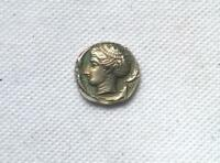 K&N ANCIENT GREEK COIN HERA ARES ANTIQUE COLLECTIBLE ARTIFICIAL  COINS GIFT