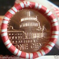 2009   P LINCOLN PRESIDENCY PENNIES CENTS 1 BU H/T'S ROLL 1ST RELEASE N.F STRING