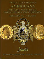 AMERICANA COLONIAL FEDERAL COIN MEDAL CURRENCY 2006 STACK CATALOG BOOK REFERENCE