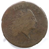 1793 S-3 R-3- PCGS G06 AMERICA CHAIN LARGE CENT COIN 1C