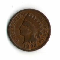 1892 INDIAN HEAD PENNY     2074