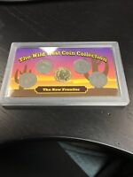 1903-1911 WILD WEST COIN COLLECTION NEW FRONTIER SET OF 5 LIBERTY NICKELS