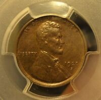 1920-S  PCGS  MINT STATE 63 BN  LINCOLN WHEAT CENT,  LISTED AT $180.00