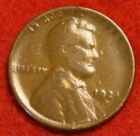 1924-D 1C LINCOLN WHEAT CENT PENNY G COLLECTOR COIN CHECK OUT STORE LW1815