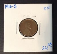 1916-S 1C LINCOLN CENT