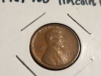 1909 LINCOLN WHEAT CENT P MINT VDB CIRCULATED UNGRADED GOOD SHAPE