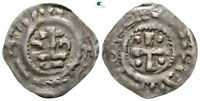 SAVOCA COINS FRANCE NORMANY DENIER SILVER 0 78G/20MM $KBP349