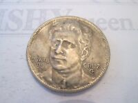 1936 400 REIS  VINTAGE BRAZIL COIN: OSWALDO CRUZ: COPPER  NICKEL     IS81
