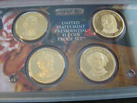 42008-S PRESIDENTIAL GOLDEN DOLLARS   16 CAMEO COINS  AA1