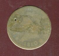 1810 CLASSIC HEAD COPPER LARGE CENT