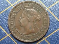1901CANADIAN LARGE PENNY QUEEN VICTORIA LOT 21