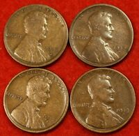 1916-S 1917-S 1918-S 1919-S ALL FOUR COINS FOR ONE PRICE HARD TO FIND LW1483