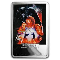 NIUE   2018   1 OZ SILVER PROOF COIN  STAR WARS   REVENGE OF THE SITH