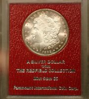 1892 CC VAM 3 MORGAN SILVER DOLLAR  REDFIELD COLLECTION HOARD  PARAMOUNT