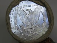 C END / 1886 PROOF LIKE END STUNNING MORGAN DOLLAR ROLL$20 S