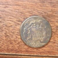 1864 TWO CENT PIECE - GOOD - 2364A        SHIPS FREE