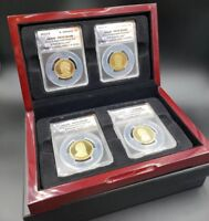 2011-S PRESIDENTIAL PROOF SET - ANACS PR70  DCAM FIRST STRIKE COINS 517/1294