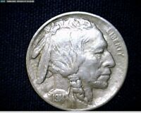 1914   BUFFALO NICKEL  FULL HORN J105