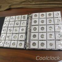 MERCURY & ROOSEVELT DIME COIN COLLECTION LOT $13.50 FACE   Y