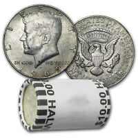 $100 FACE VALUE   40  SILVER KENNEDY HALF DOLLARS   AVERAGE