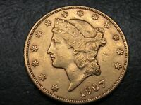 1907 S LIBERTY GOLD $20 NICE SWEET COIN C25