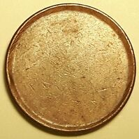 BLANK PLANCHET 1 CENT PENNY 2.43 GRAMS NON-MAGNETIC 241
