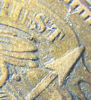 DOUBLED DIE OBVERSE 1867 2C TWO CENT PIECE DDO FS-02-1867-101 003 IN RED BOOK