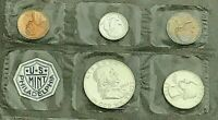UNCIRCULATED 1962 TREASURY DEPARTMENT UNITED STATES MINT COI