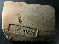 BRICK ROOF TILE IMBREX LEGION LEG VII FAITHFUL LOYAL 1ST  4TH CENTURY AD